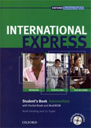 International Express Interactive Intermediate Student's Book with MultiROM, Harding Keith Taylor Liz