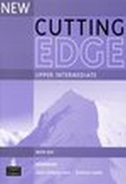 New Cutting Edge Upper Intermediate Workbook With Key, Jane Comyns Carr Frances Eales