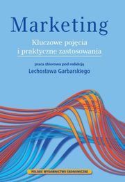 ksiazka tytuł: Marketing autor: